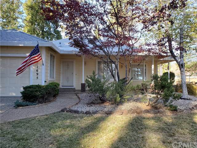 1695 Paradisewood Drive, Paradise, CA 95969 (#PA19267803) :: The Laffins Real Estate Team