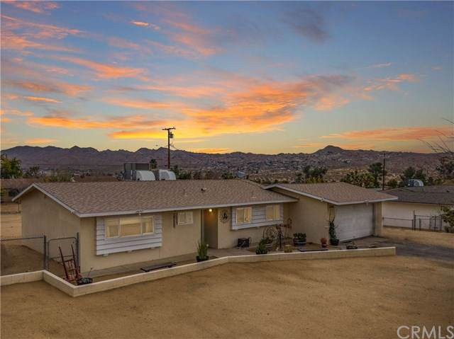 7138 Hanford Avenue, Yucca Valley, CA 92284 (#SW19268274) :: RE/MAX Empire Properties