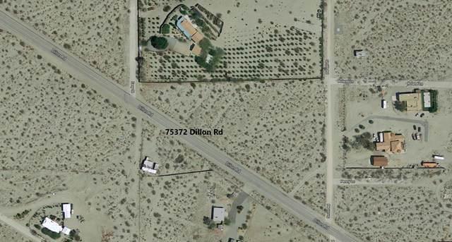 75372 Dillon Road, Desert Hot Springs, CA 92241 (#219034263DA) :: J1 Realty Group