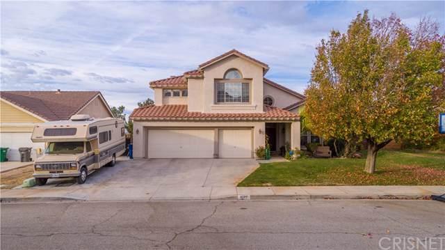 1829 Dawnridge Court, Palmdale, CA 93551 (#SR19269280) :: RE/MAX Masters