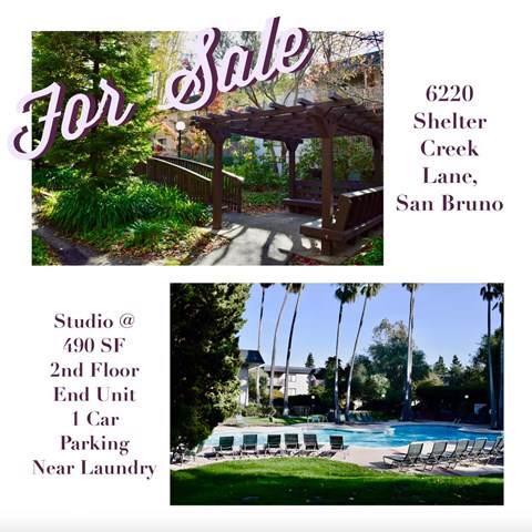 6220 Shelter Creek Lane #6220, San Bruno, CA 94066 (#ML81776064) :: J1 Realty Group