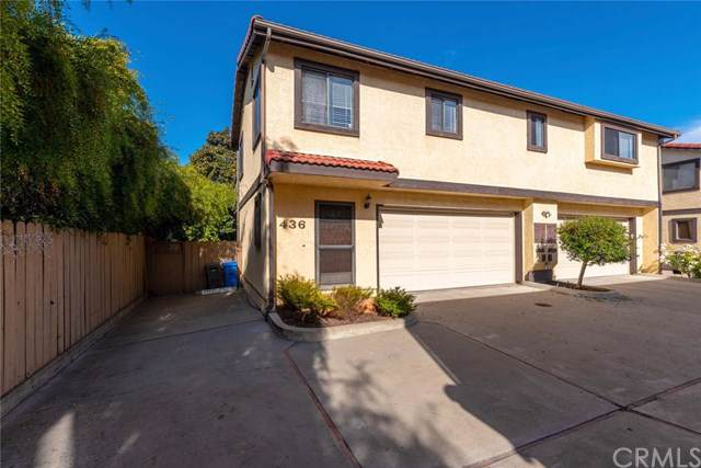 436 S Oak Park Boulevard #8, Grover Beach, CA 93433 (#PI19269576) :: The Costantino Group | Cal American Homes and Realty