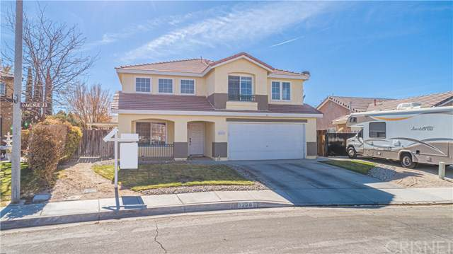 6206 W Avenue J3, Lancaster, CA 93536 (#SR19269622) :: The Brad Korb Real Estate Group