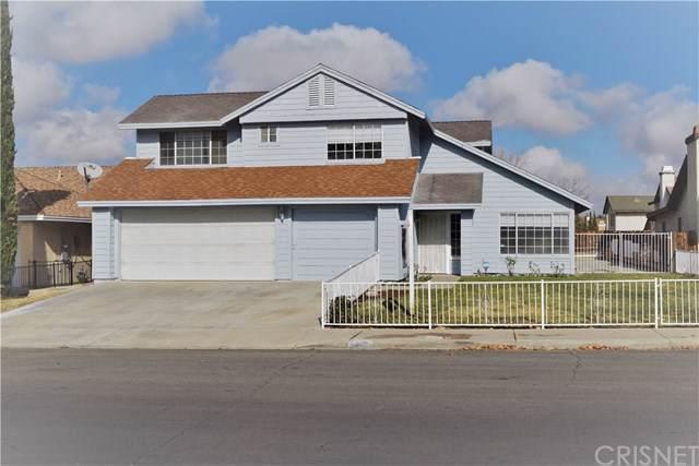 3839 E Avenue R12, Palmdale, CA 93550 (#SR19269186) :: RE/MAX Masters