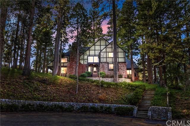 808 Dom Way, Lake Arrowhead, CA 92352 (#EV19269851) :: The Brad Korb Real Estate Group