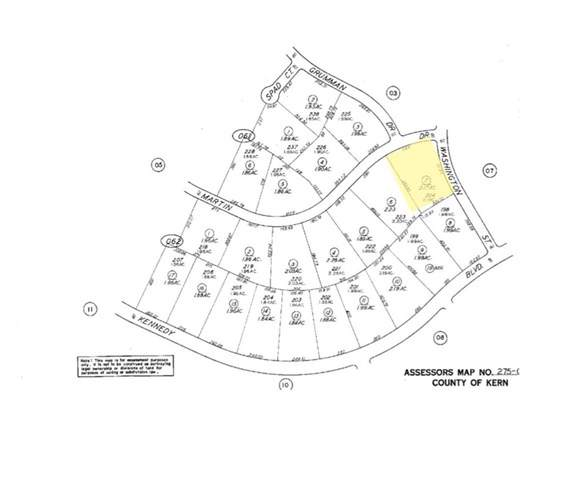 0 Martin Dr. Vacant Land, California City, CA  (#PW19267739) :: RE/MAX Parkside Real Estate
