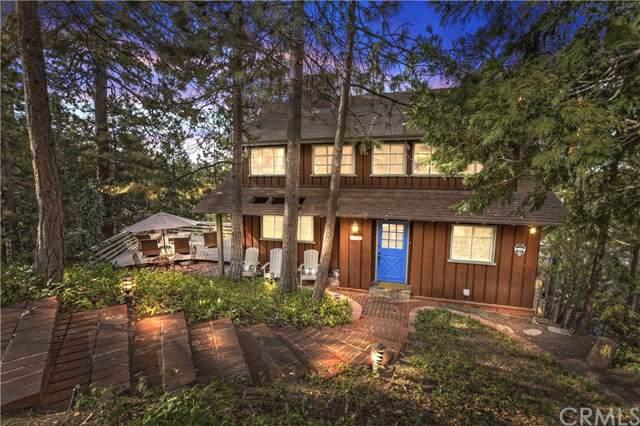297 Burnt Mill Road, Lake Arrowhead, CA 92352 (#EV19269883) :: The Brad Korb Real Estate Group