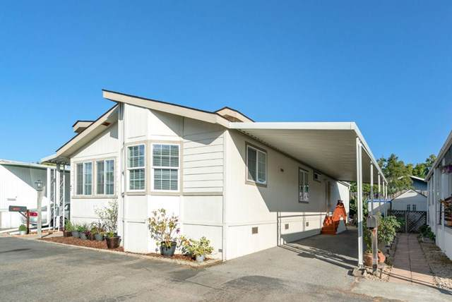 3710 Gross Road #47, Santa Cruz, CA 95062 (#ML81776060) :: The Brad Korb Real Estate Group