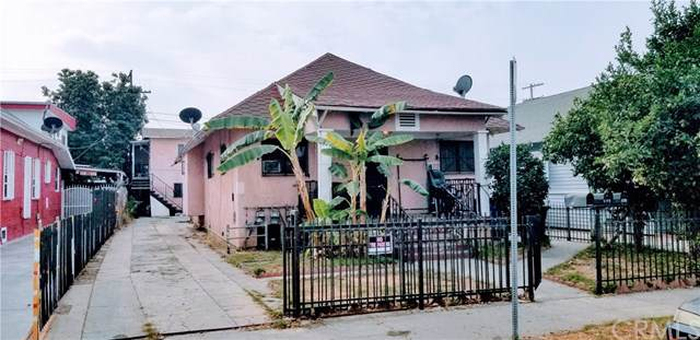 180 W 42nd Street, Los Angeles (City), CA 90037 (#SB19264532) :: Rogers Realty Group/Berkshire Hathaway HomeServices California Properties