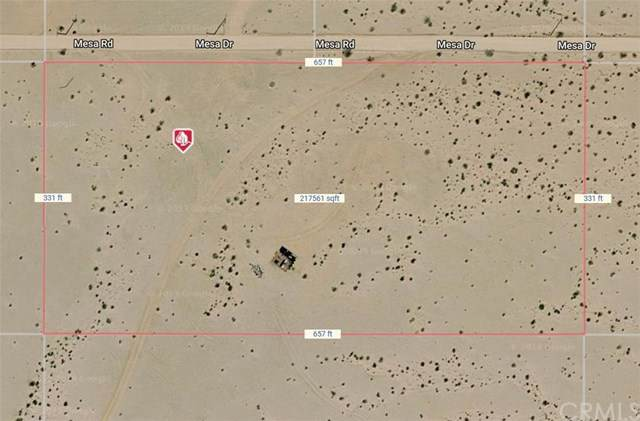 0 Mesa Drive, 29 Palms, CA 92277 (#DW19269888) :: RE/MAX Estate Properties