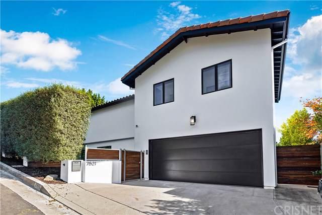 7521 Hermes Drive, Los Angeles (City), CA 90046 (#SR19269927) :: Rogers Realty Group/Berkshire Hathaway HomeServices California Properties