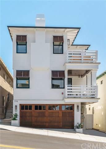 216 Marine Avenue, Manhattan Beach, CA 90266 (#SB19269812) :: Mainstreet Realtors®