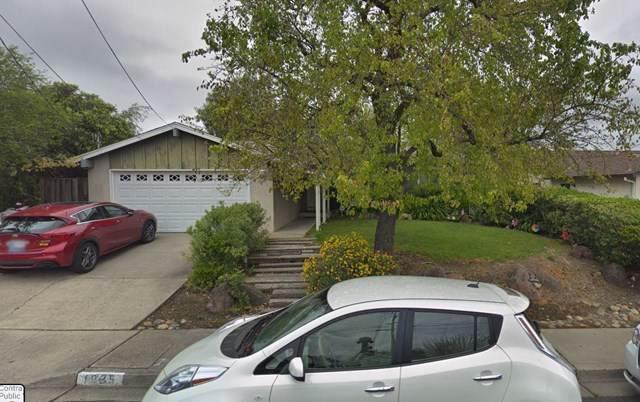 1925 Rainier Drive, Martinez, CA 94553 (#ML81773394) :: RE/MAX Estate Properties