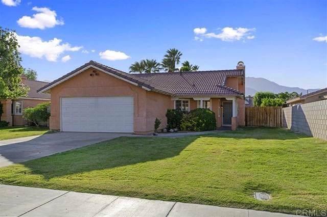 29733 Avenida Maravilla, Cathedral City, CA 92234 (#219034309PS) :: Legacy 15 Real Estate Brokers