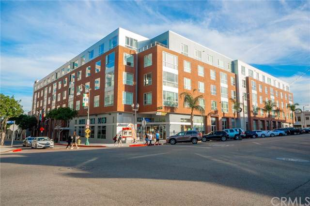 285 W 6th Street W #506, San Pedro, CA 90731 (#SB19270047) :: Keller Williams Realty, LA Harbor