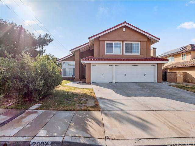 2502 Paxton Avenue, Palmdale, CA 93551 (#SR19270052) :: RE/MAX Masters