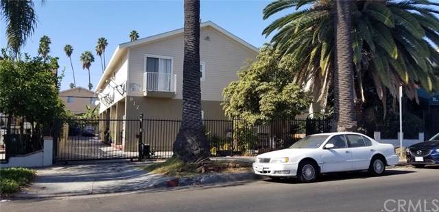 917 S Catalina Street, Los Angeles (City), CA 90006 (#AR19269971) :: The Laffins Real Estate Team
