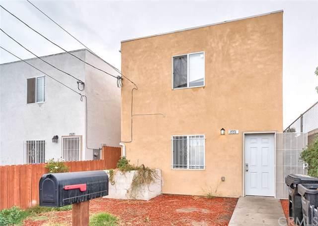 1771 E 113th, Los Angeles (City), CA 90059 (#PW19270210) :: RE/MAX Estate Properties