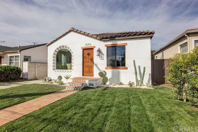 10763 Charnock Road, Los Angeles (City), CA 90034 (#IV19259241) :: RE/MAX Estate Properties