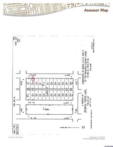 0 26th Street, Palmdale, CA 93550 (#319004688) :: Sperry Residential Group