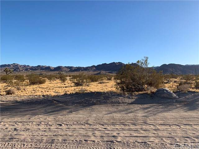 0 Two Mile, Joshua Tree, CA  (#JT19261456) :: J1 Realty Group