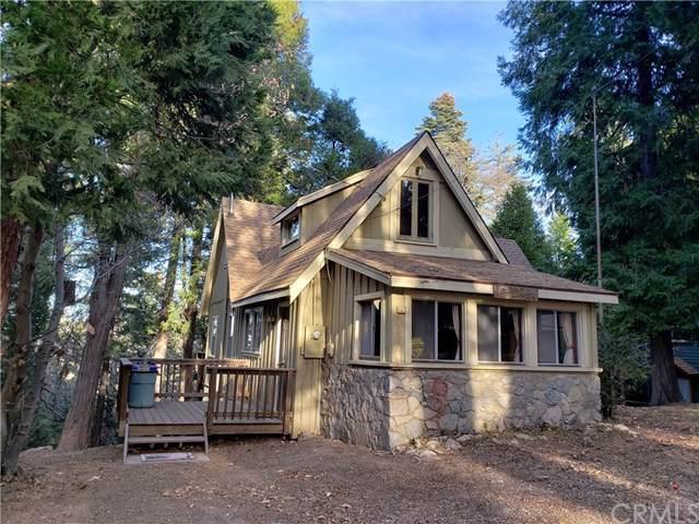 707 Crest Estates Drive, Lake Arrowhead, CA 92352 (#EV19270513) :: Berkshire Hathaway Home Services California Properties