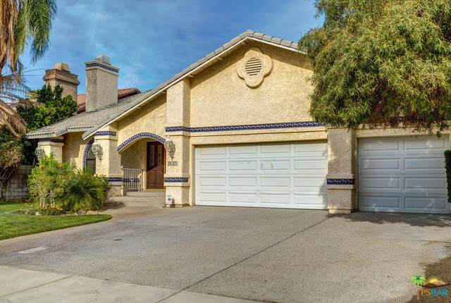 28320 Horizon Road, Cathedral City, CA 92234 (#219034418PS) :: Legacy 15 Real Estate Brokers