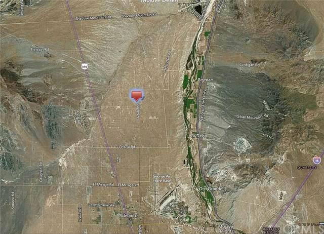 0 Adelanto Road, Adelanto, CA  (#CV19270677) :: OnQu Realty