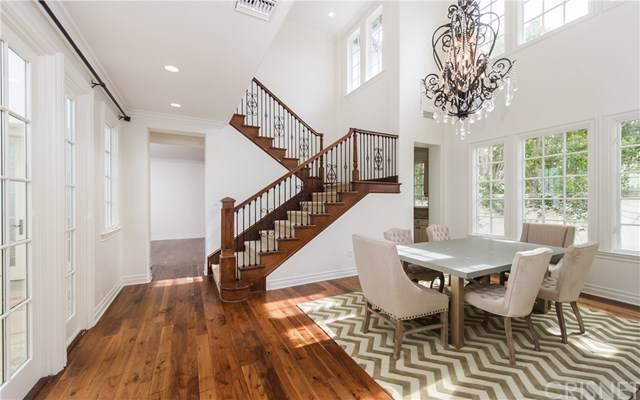 3960 Prado Del Maiz, Calabasas, CA 91302 (#SR19270575) :: Allison James Estates and Homes