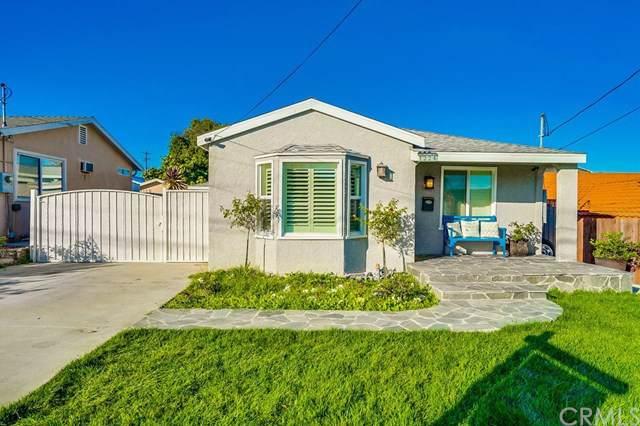 1224 W 1st Street, San Pedro, CA 90732 (#SB19243506) :: Keller Williams Realty, LA Harbor