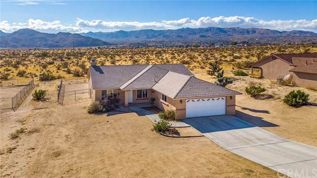 62327 Crestview Drive, Joshua Tree, CA 92252 (#JT19270772) :: Sperry Residential Group