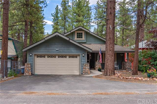 329 E Sherwood Boulevard, Big Bear, CA 92314 (#EV19270809) :: Team Tami