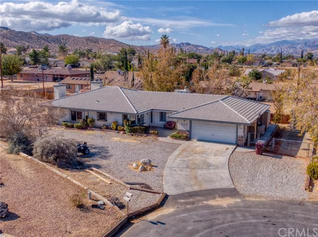58319 Ute Trail Circle, Yucca Valley, CA 92284 (#JT19270610) :: RE/MAX Empire Properties