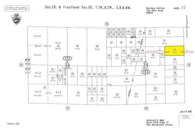 0 Vic Of Stoddard Wells Rd. - Photo 1