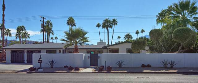745 Sunny Dunes Road, Palm Springs, CA 92264 (#219034480DA) :: eXp Realty of California Inc.