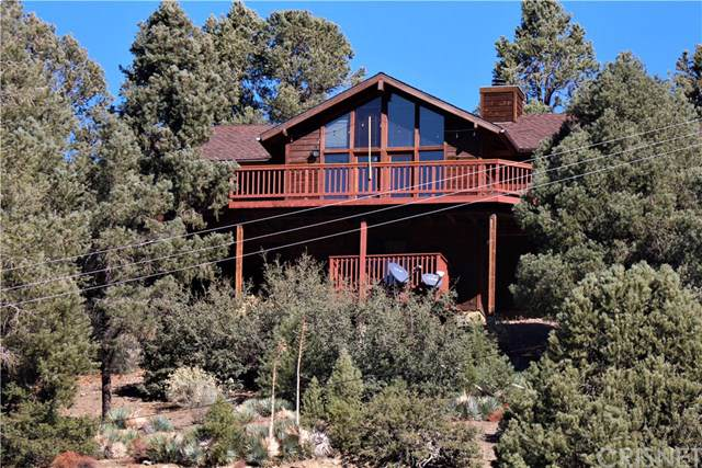 1804 St Anton Drive, Pine Mountain Club, CA 93222 (#SR19271045) :: RE/MAX Parkside Real Estate