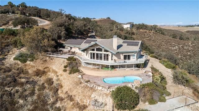 1225 Skylar Lane, Paso Robles, CA 93446 (#NS19270907) :: Allison James Estates and Homes