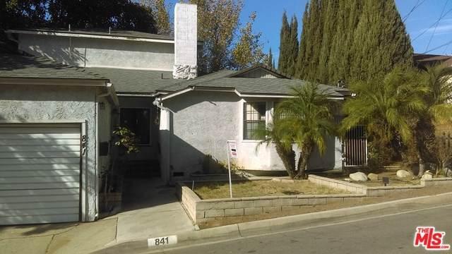 841 Mira Valle Street, Monterey Park, CA 91754 (#19532558) :: Team Tami