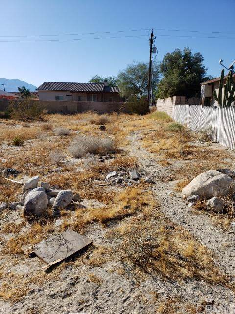 0 Santa Ysabel, Desert Hot Springs, CA  (#IV19270072) :: OnQu Realty