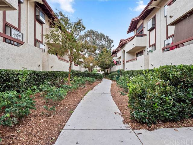 18129 American Beauty Drive #163, Canyon Country, CA 91387 (#SR19264193) :: Sperry Residential Group