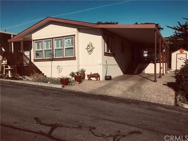 1625 Cass Avenue #23, Cayucos, CA 93430 (#SC19271543) :: Allison James Estates and Homes