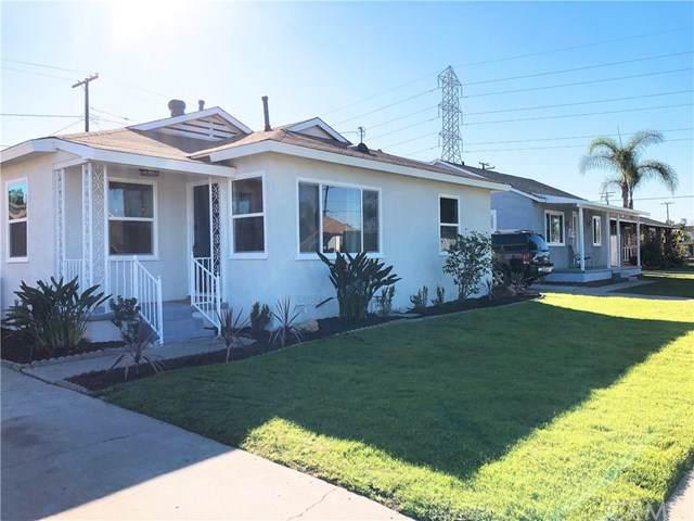 718 E 121st Place, Los Angeles (City), CA 90059 (#PW19271314) :: Allison James Estates and Homes