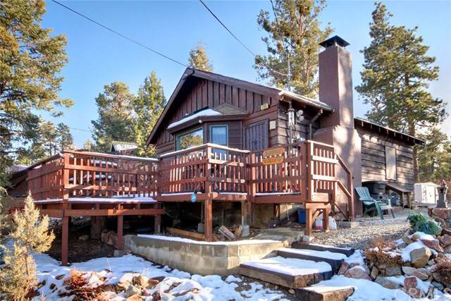 200 E Starr Drive, Big Bear, CA 92314 (#PW19271870) :: Team Tami