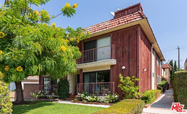 4190 Duquesne Avenue #5, Culver City, CA 90232 (#19531938) :: Steele Canyon Realty