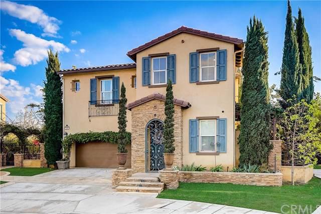 396 W Pebble Creek Lane, Orange, CA 92865 (#OC19270925) :: J1 Realty Group