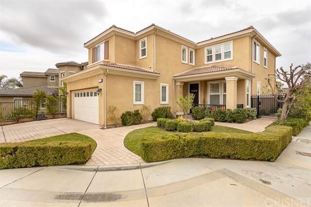 20756 Trieste Lane, Porter Ranch, CA 91326 (#SR19272125) :: Sperry Residential Group