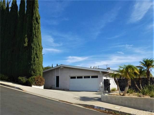 12654 Darla Avenue, Granada Hills, CA 91344 (#SR19272107) :: Fred Sed Group