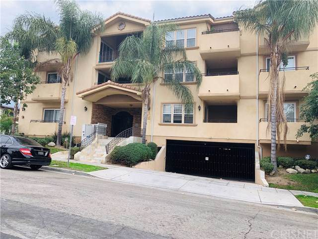 650 E Palm Avenue #105, Burbank, CA 91501 (#SR19271438) :: eXp Realty of California Inc.