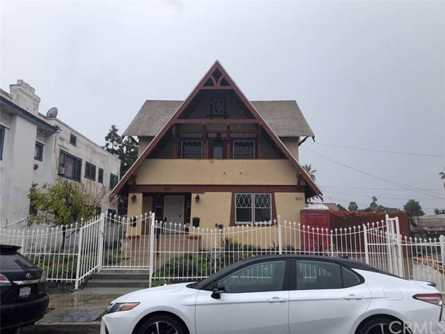 1818 S Harvard Boulevard, Los Angeles (City), CA 90006 (#DW19272360) :: Twiss Realty