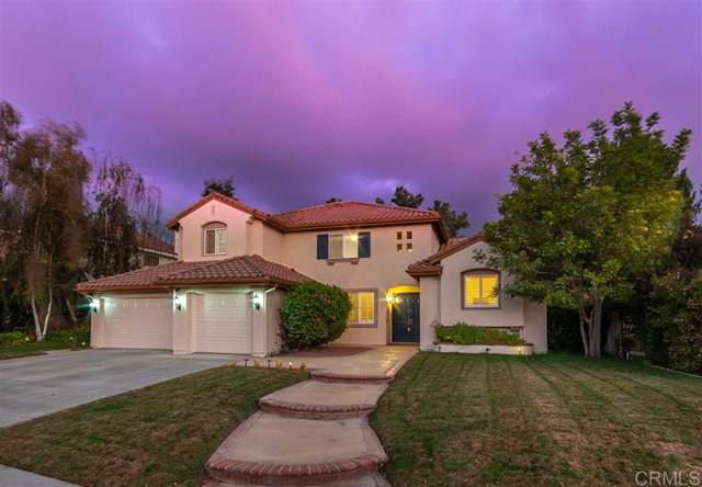 730 Inverlochy Dr, Fallbrook, CA 92028 (#190063116) :: The Costantino Group   Cal American Homes and Realty
